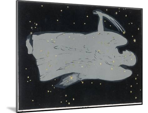 The Constellation of Virgo-Charles F^ Bunt-Mounted Giclee Print