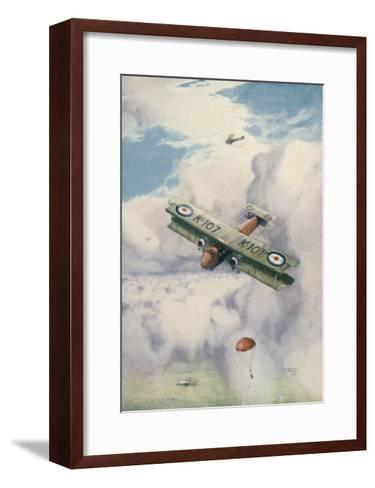 Carrying Mail by Air is Seen as a Real Possibility-G.h. Davis-Framed Art Print