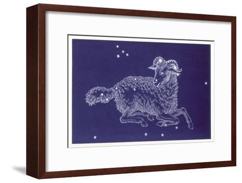 Aries-Roberta Norton-Framed Art Print
