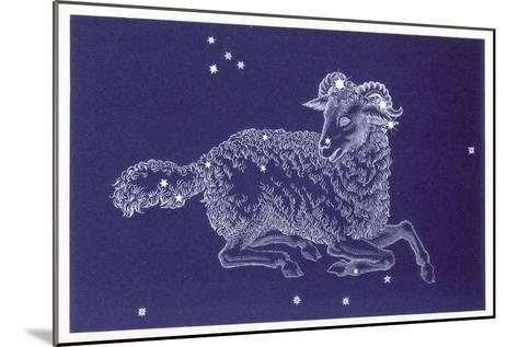 Aries-Roberta Norton-Mounted Giclee Print