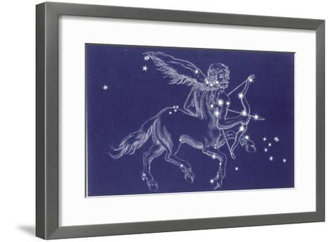Sagittarius-Roberta Norton-Framed Art Print