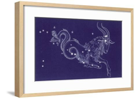 Capricorn-Roberta Norton-Framed Art Print
