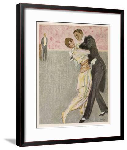 Tango Argentino-Paul Rieth-Framed Art Print