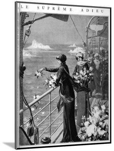 Mrs Henrietta Loring- Rousseau-decelle-Mounted Giclee Print
