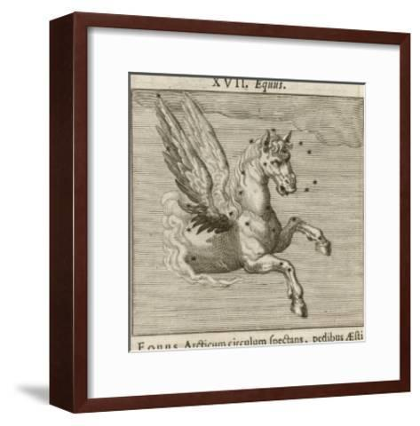 Equus the Horse-Gaius Julius Hyginus-Framed Art Print