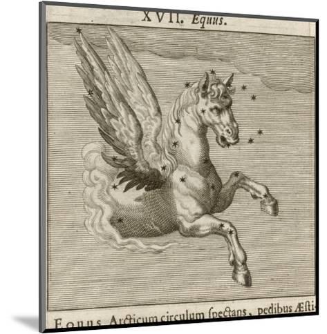 Equus the Horse-Gaius Julius Hyginus-Mounted Giclee Print