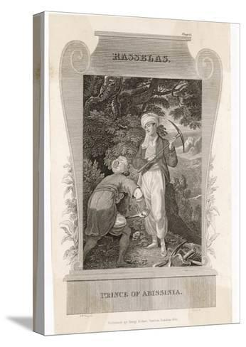 Rasselas, Prince of Abyssinia--Stretched Canvas Print