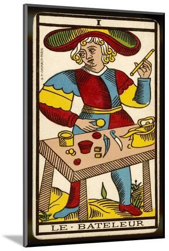Tarot: 1 Le Bateleur, The Juggler--Mounted Giclee Print