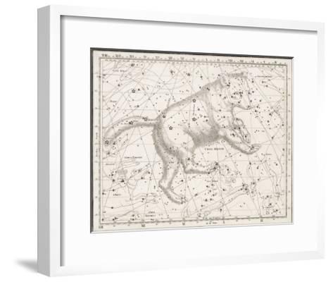 The Ursa Major--Framed Art Print