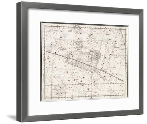 The Sign of Aries--Framed Art Print