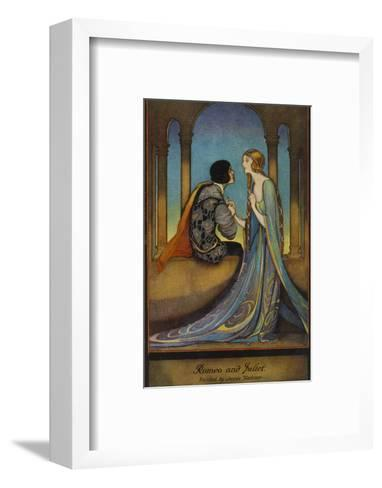 Romeo and Juliet--Framed Art Print