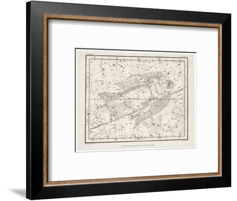 Virgo--Framed Art Print