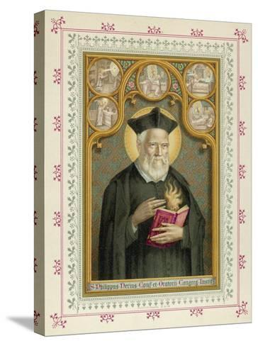 St. Filippo--Stretched Canvas Print