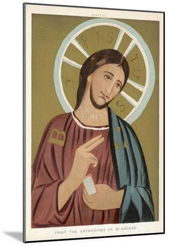 Jesus of Nazareth--Mounted Giclee Print