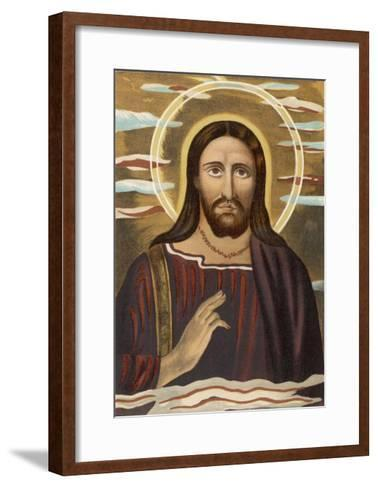 Jesus of Nazareth--Framed Art Print