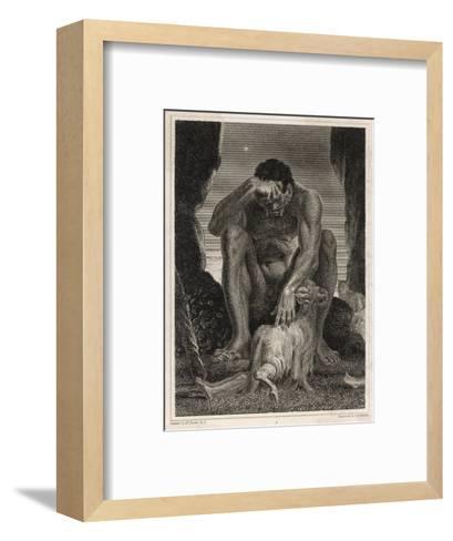 Polyphemus the Cyclops-T.g. Walker-Framed Art Print