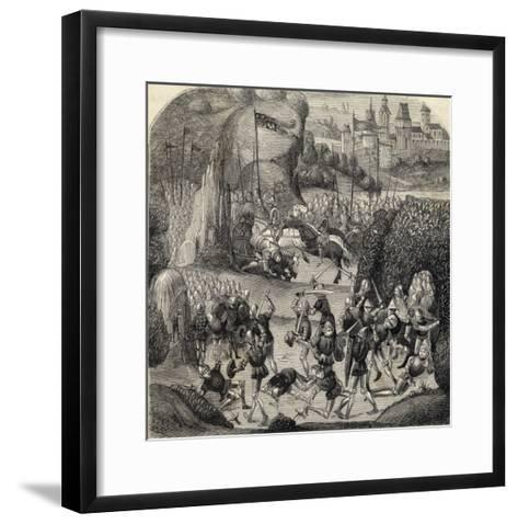 War of Scottish Independence Henry Percy--Framed Art Print