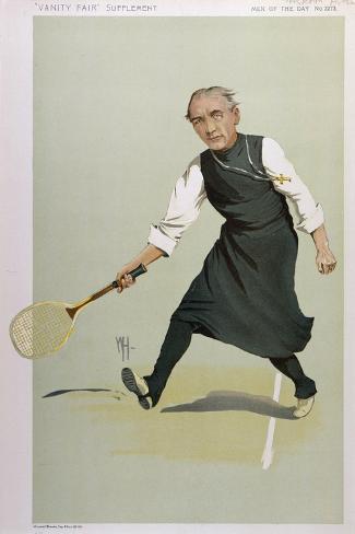 Arthur Foley Winnington-Ingram Bishop of London--Stretched Canvas Print