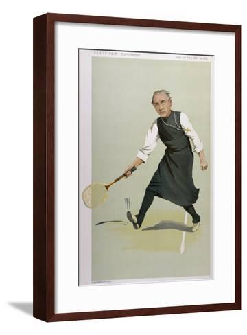 Arthur Foley Winnington-Ingram Bishop of London--Framed Art Print
