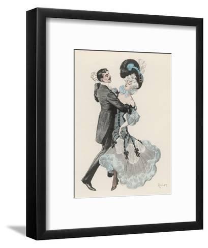 Kommt Noch!-Ferdinand Von Reznicek-Framed Art Print