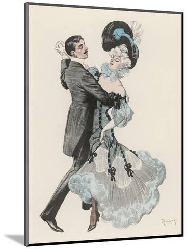 Kommt Noch!-Ferdinand Von Reznicek-Mounted Giclee Print