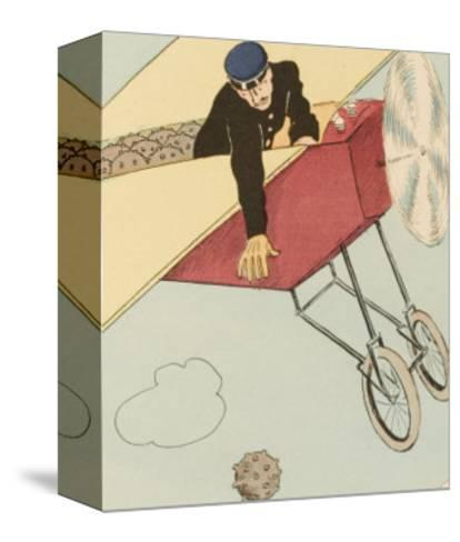 Alas There are Sure to be Ill-Disposed Persons-Joaquin Xaudaro-Stretched Canvas Print