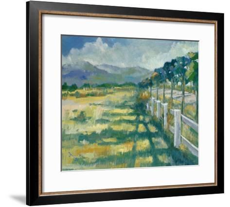 Summer Day-Oyang Counfu-Framed Art Print