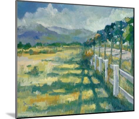 Summer Day-Oyang Counfu-Mounted Giclee Print