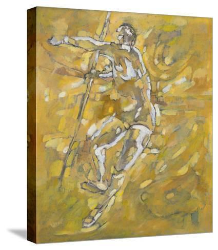 Javelin-Hu Chang-Stretched Canvas Print