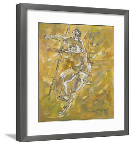 Javelin-Hu Chang-Framed Art Print
