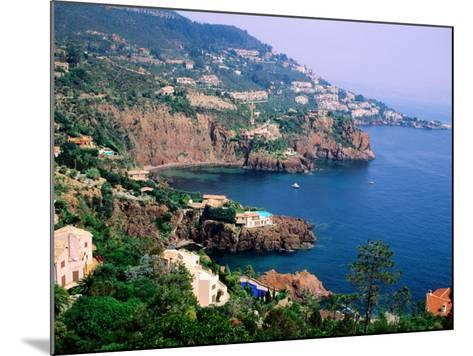 Cote D'Azur Near Nice, Nice, France-Christer Fredriksson-Mounted Photographic Print