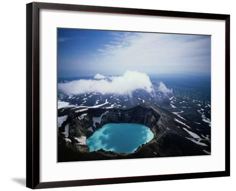 The Kamchatka Peninsula in Siberia, Petropavlovsk-Kamchatsky, Russia-Mark Newman-Framed Art Print