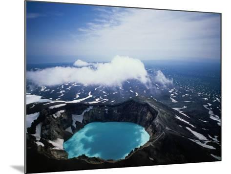 The Kamchatka Peninsula in Siberia, Petropavlovsk-Kamchatsky, Russia-Mark Newman-Mounted Photographic Print