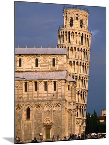 Leaning Tower, Pisa, Italy-John Elk III-Mounted Photographic Print
