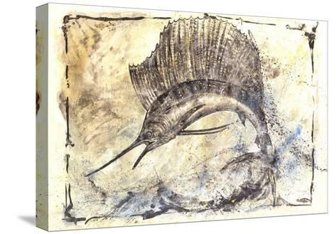 Marlin-Marta Gottfried-Stretched Canvas Print