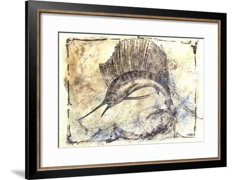 Marlin-Marta Gottfried-Framed Art Print