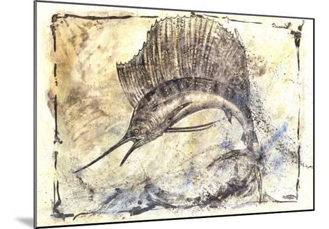 Marlin-Marta Gottfried-Mounted Premium Giclee Print