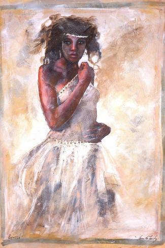 Gentle-Marta Gottfried-Stretched Canvas Print