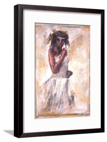 Gentle-Marta Gottfried-Framed Art Print