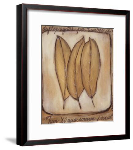 Ocean Whispers II-Heather Ramsey-Framed Art Print