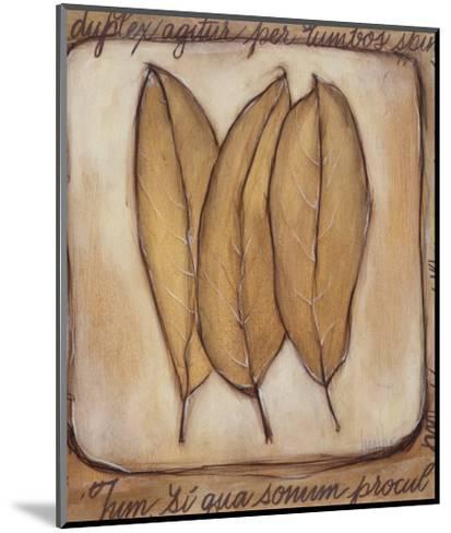 Ocean Whispers II-Heather Ramsey-Mounted Premium Giclee Print
