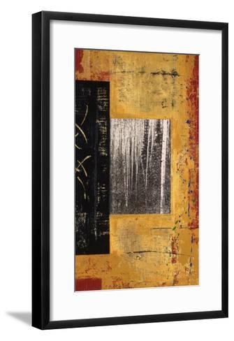 Untitled-Mary Calkins-Framed Art Print