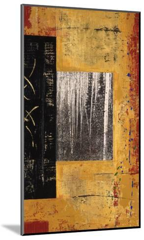 Untitled-Mary Calkins-Mounted Premium Giclee Print