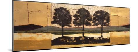 Sunrise-Mary Calkins-Mounted Premium Giclee Print