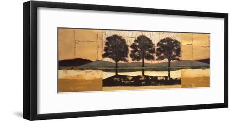 Sunrise-Mary Calkins-Framed Art Print