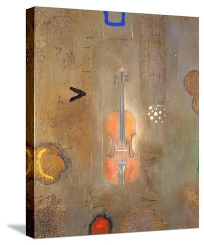 Untitled-Gregory Garrett-Stretched Canvas Print