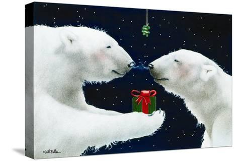 Bearing Gifts-Will Bullas-Stretched Canvas Print