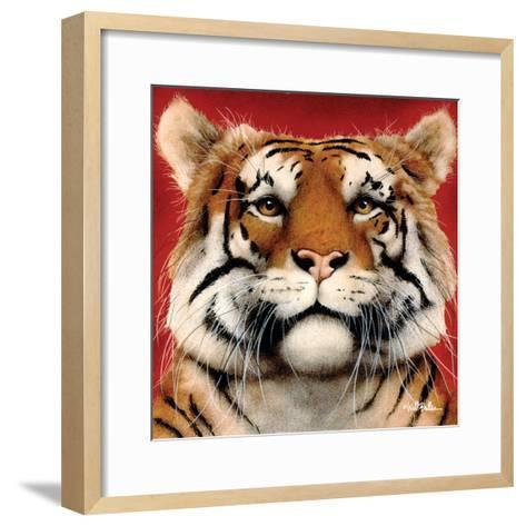 Flame of Asia-Will Bullas-Framed Art Print