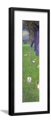 After the Rain, 1899-Gustav Klimt-Framed Art Print