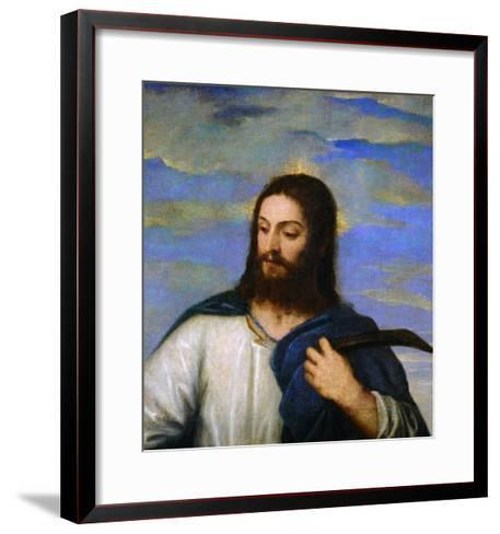 Noli Me Tangere-Titian (Tiziano Vecelli)-Framed Art Print